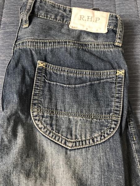 50代夏のジーンズ